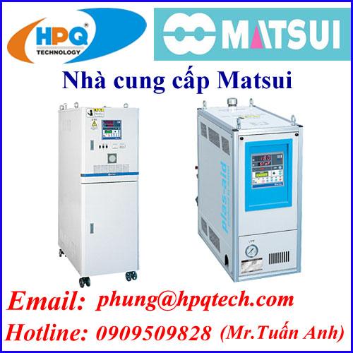 Bộ điều khiển nhiệt độ Matsui